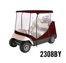 17 best ideas about ez go golf cart golf cart parts pro cover 2308by 2 person driving golf cart cover fit yamaha ez go