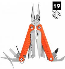 <b>Мультитул Leatherman Charge Plus</b> G10 - Оранжевый (832782 ...