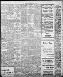 The Age from Melbourne, Victoria, Australia on April 28, 1921 · Page 11