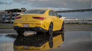 If you can imagine a cla 250 that's firmer, quite a bit faster and fitted with sticky michelin pilot sport summer tires, that's the new cla 35. 2020 Mercedes Benz Cla250 Is A Standout Even Without Yellow Paint Roadshow Page 53