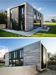 ... Minimalist Home Design Adrian James Architects Have Designed The  Sandpath House A Flat Pack House For ...