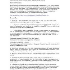 examples of skills valid resume examples qualifications summary saveburdenlake org