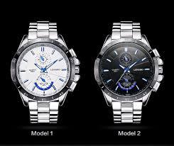 longbo mens watches top brand luxury watch men business stainless longbo mens watches top brand luxury watch men