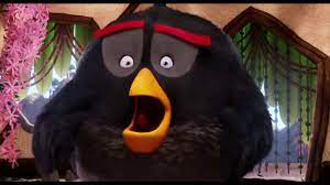 The Angry Birds Movie - What Bomb's explosions really mean - YouTube