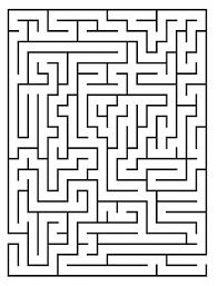 Basilare Labirinto Da Stampare Per Bambini Labirinti Stampe Per