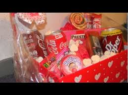 diy valentine s day last minute gift basket package