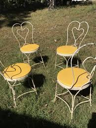 antique 1950 s sweetheart ice cream parlor chairs for in chelmsford ma offerup