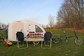 Bike Camper Trailer 9 Best Small Camper Trailers