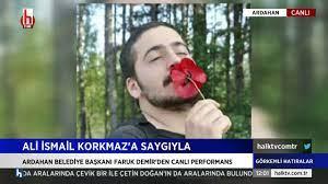 Ali İsmail Korkmaz'a saygıyla - YouTube