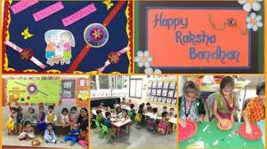 Chart On Raksha Bandhan Raksha Bandhan Activities For Preschool 26th August 2018