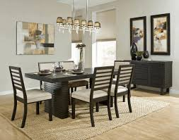 Kitchen table lighting ideas Chandelier Lighting Above Kitchen Table Thick Pedestals With Central Trestle Round White Classic Gloss Table Elegant Black Leather Barstool Pleasurable Pale Pink Guardianromcom Lighting Above Kitchen Table Thick Pedestals With Central Trestle