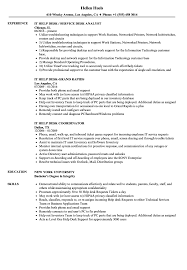 Help With Resume IT Help Desk Resume Samples Velvet Jobs 9