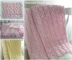 Free Crochet Baby Blanket Patterns Impressive Super Snuggly Crochet Baby Blanket Free Pattern And Tutorial