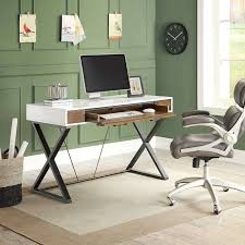 Home Office Desks Furniture Mesmerizing Desks Excellent Whalen Desk L Shaped Commercial For Elegant Home