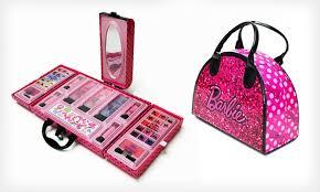 barbie makeup cases 14 99 for barbie s fab fashion case 38 list