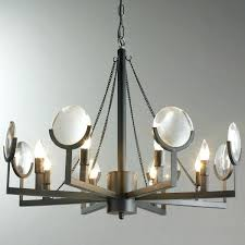 6 chandelier shades furniture amberlin 6 light bronze and crystal chandelier with white shades 6 inch