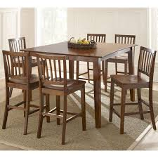 steve silver branson piece counter height dining set wayside s color item number pub table and stools tall breakfast top high with chairs kitchen