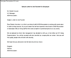 Letter Of Intent For A Job