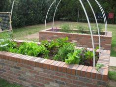 Raised Garden Bed Design Ideas Ceramic High Garden Bed High Raised Beds Bricks Vegetable Garden Ideas Patio Garden