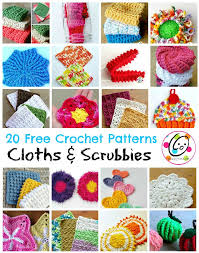 Free Crochet Patterns For Scrubbies New Top Picks 48 Free Crochet Cloth And Scrubby Patterns Snappy Tots