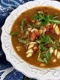 copycat olive garden hearty minestrone