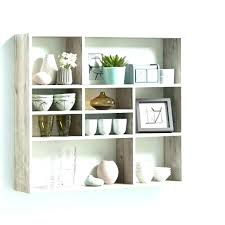 pottery barn shelves ery white shelf unit studio wall modern floating decorative mounted shelving units bathroom