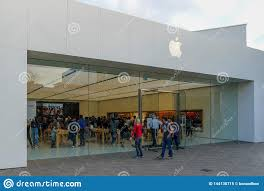 Designed By Apple Commercial Apple Retail Store Selling Iphones Ipads More Editorial
