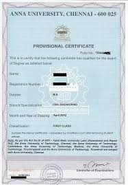 What Is Course Completion Certificate Is Course Completion Certificate And Provisional Degree