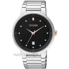 "men s citizen quartz watch bi5014 58e watch shop comâ""¢ mens citizen quartz watch bi5014 58e"