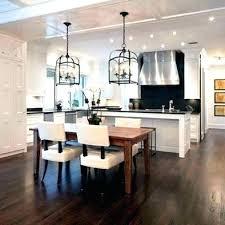 chandelier over kitchen island islands design ideas narrow gray