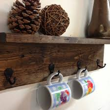 Rustic Coat Rack With Shelf Rustic Coat Rack on Wanelo 65
