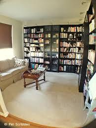 office living room ideas. Home Office Design Library Makeover, Decor, Living Room Ideas, Organizing, Shelving Ideas