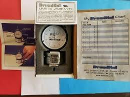 Drumdial Tuning Chart Drumdial Precision Drum Tuner 3 Pack Value Bundle