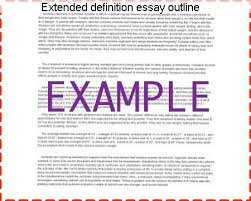 extended definition essay outline essay service extended definition essay outline