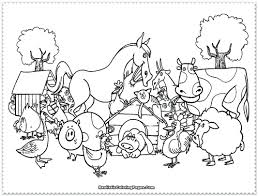 Rap Songs For Kids Old Had A Farm Coloring Pages To Print Adults
