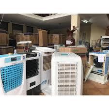 Quạt điều hòa hơi nước cho mùa hè XS-500 , bình chứa nước 35L, công nghệ  Nhật Bản, an toàn, thân thiện với môi trường, Giá tháng 10/2020