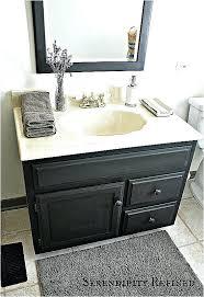 painting my bathroom vanity painting a bathroom vanity beautiful bronze sink spray paint my collection is