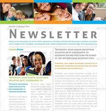Education Newsletter Templates Sample School Newsletter Template 15 Download Documents