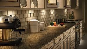 adding cabinet lighting. Whether Highlighting Glass Cabinets, Brightening Countertops Or Adding Light To Set The Mood For Either Above Under Cabinet Lighting E