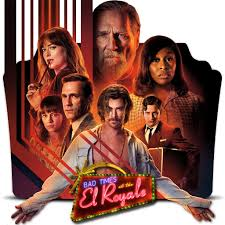 Smart, stylish, and packed with solid performances, bad times at the el royale delivers pure popcorn fun with the salty tang of. Bad Times At The El Royale 2018 V2 By Drdarkdoom On Deviantart