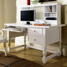 white desk with hutch. Bella White Desk With Hutch E