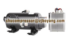 car air conditioning compressor. automotive dc electric air conditioning compressor r134a 12v 24v car e