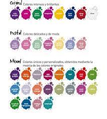 Consigue La Carta De Color De Alfaparf Revolution Con 8