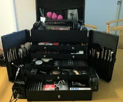 onesque pro studio case professional makeup kit and essentials