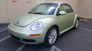 garden grove volkswagen. 2008 Volkswagen New Beetle Convertible 2dr Auto SE PZEV, Available For Sale In Garden Grove