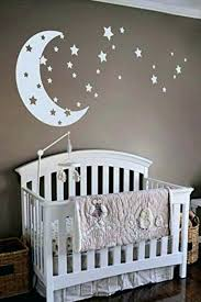 moon and stars nursery theme star decor nursery moon theme star and decor