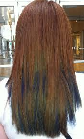 Peacock Hair Dye Blue Hair Turquoise