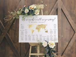Travel Theme Wedding Wedding Seating Chart Need A Seating