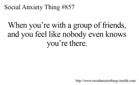 Social Anxiety Quotes Delectable Quotes About Social Anxiety On QuotesTopics