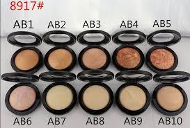 best mac cosmetics mineralize skinfinish poudre de finition
